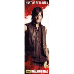 The Walking Dead - Daryl Poster, (53 x 158 cm)