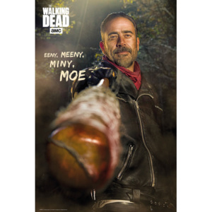 The Walking Dead - Negan Poster, (61 x 91,5 cm)