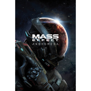 Mass Effect Andromeda - Key Art Poster, (61 x 91,5 cm)