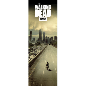 The Walking Dead - City Poster, (53 x 158 cm)