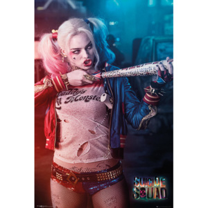 Suicide Squad - Harley Quinn Bang Poster, (61 x 91,5 cm)