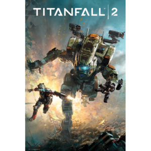 Titanfall 2 - Cover Poster, (61 x 91,5 cm)