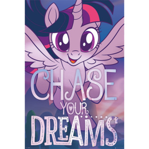 My Little Pony: Movie - Chase Your Dreams Poster, (61 x 91,5 cm)
