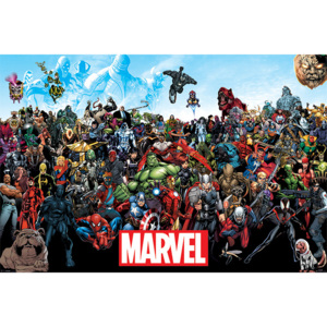 Marvel - Universe Poster, (91,5 x 61 cm)