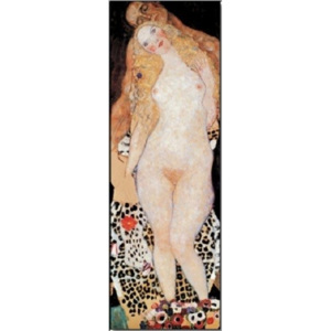 Adam and Eve Reproducere, Gustav Klimt, (24 x 30 cm)
