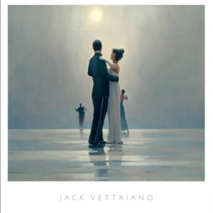 Dance Me To The End Of Love, 1998 Reproducere, Jack Vettriano, (50 x 40 cm)