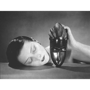 Noire et Blanche - Black and white, 1926 Reproducere, MAN RAY, (80 x 60 cm)