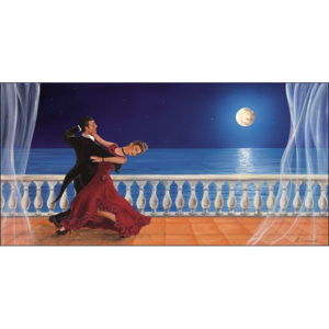 Romantic dancer Reproducere, Semenzato, (100 x 50 cm)