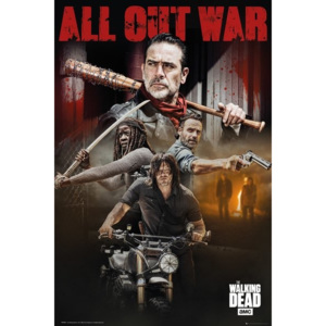 The Walking Dead - Season 8 Collage Poster, (61 x 91,5 cm)