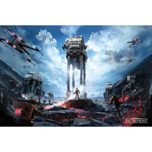 Star Wars Battlefront - War Zone Poster, (91,5 x 61 cm)