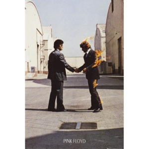 PINK FLOYD - wish you were here Poster, (61 x 91,5 cm)