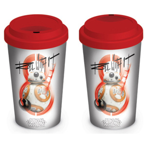 Star Wars: The Last Jedi - BB-8 Roll With It Cană