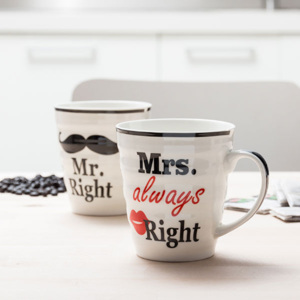 Ceşti Mr. Right & Mrs. Always Right