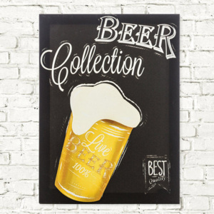 Pânză din In Beer Collection