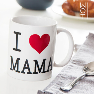 Cană I Love Mama Romantic Items