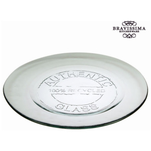 Farfurie Suport Transparent - Pure Crystal Kitchen Colectare by Bravissima Kitchen