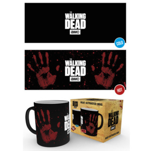The Walking Dead - Hand Print Cană