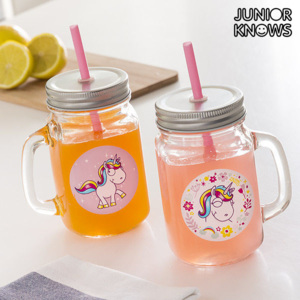 Borcănașe Unicorn Junior Knows (Set de 2)