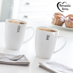 Căni You & Me Romantic Items (Set de 2)
