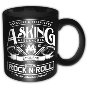 Asking Alexandria – Rock N Roll Cană