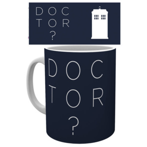 Doctor Who - Doctor Who Type Cană