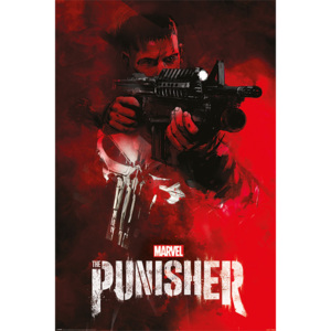 The Punisher - Aim Poster, (61 x 91,5 cm)