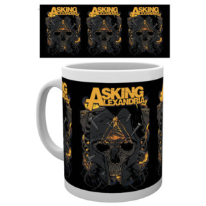 Asking Alexandria - Nails Cană