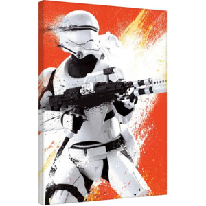 Star Wars Episode VII: The Force Awakens - Flametrooper Tri Tablou Canvas, (60 x 80 cm)