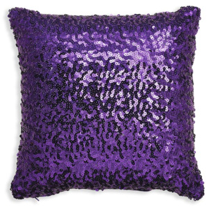 Perna decorativă - Sparkle Purple