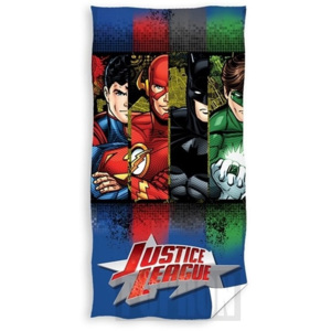 Prosop Justice League, 70 x 140 cm
