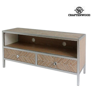 Mobilă TV Mdf Alb (120 x 35 x 55 cm) by Craftenwood