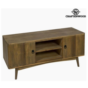 Masă de TV Tec Mdf Maro (130 x 45 x 57 cm) - Be Yourself Colectare by Craftenwood