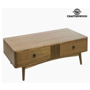 Masa de Cafea Tec Mdf Maro (120 x 60 x 44 cm) - Be Yourself Colectare by Craftenwood
