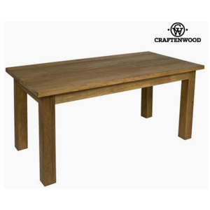 Masă de Sufragerie Tec Mdf Maro (180 x 90 x 78 cm) - Be Yourself Colectare by Craftenwood