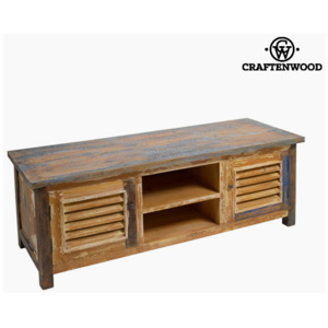 Masă de TV Lemn (140 x 50 x 50 cm) - Vintage Colectare by Craftenwood