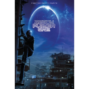 Ready Player One - One Sheet Poster, (61 x 91,5 cm)