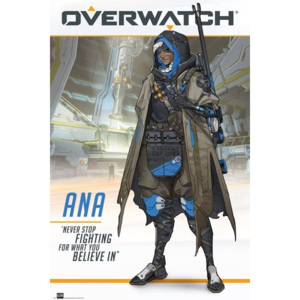 Overwatch - Ana Poster, (61 x 91,5 cm)