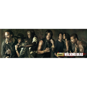 The Walking Dead - Season 5 Poster, (158 x 53 cm)