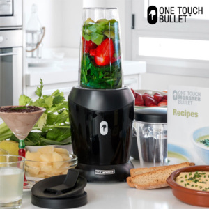 Pahar Mixer One Touch Monster Bullet