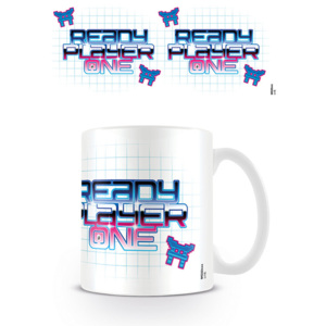 Ready Player One - RP1 LOGO Cană