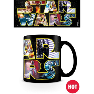 Star Wars - Logo Characters Cană