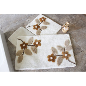 Set covorase baie Chilai Home by Alessia, 351ALS2093, 3 Piese, acril