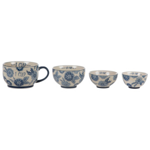 Set 4 cupe Sass & Belle Willow Floral
