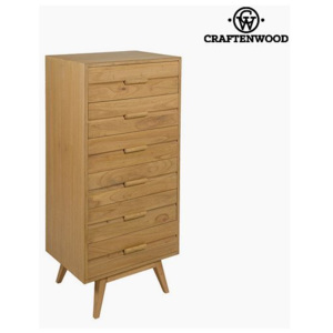 Chiffonier Lemn mindi (118 x 55 x 40 cm) - Serious Line Colectare by Craftenwood