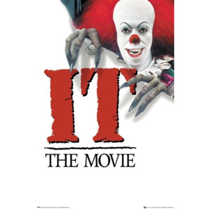IT - 1990 Key Art Poster, (61 x 91,5 cm)