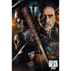 The Walking Dead - Smash Poster, (61 x 91,5 cm)