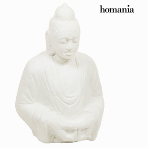 Figură Decorativă Buda Alb by Homania