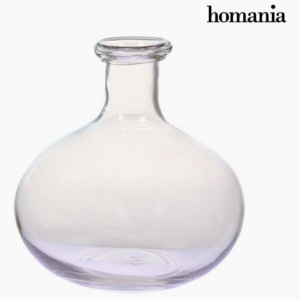 Vază din sticlă transparentă by Homania