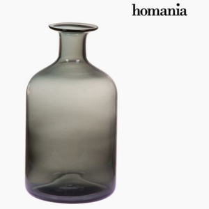 Vază gri din sticlă by Homania