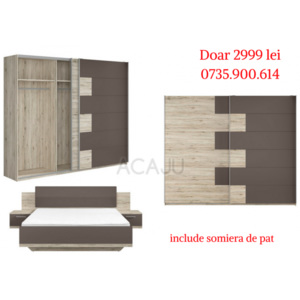 Dormitor complet LINES 180